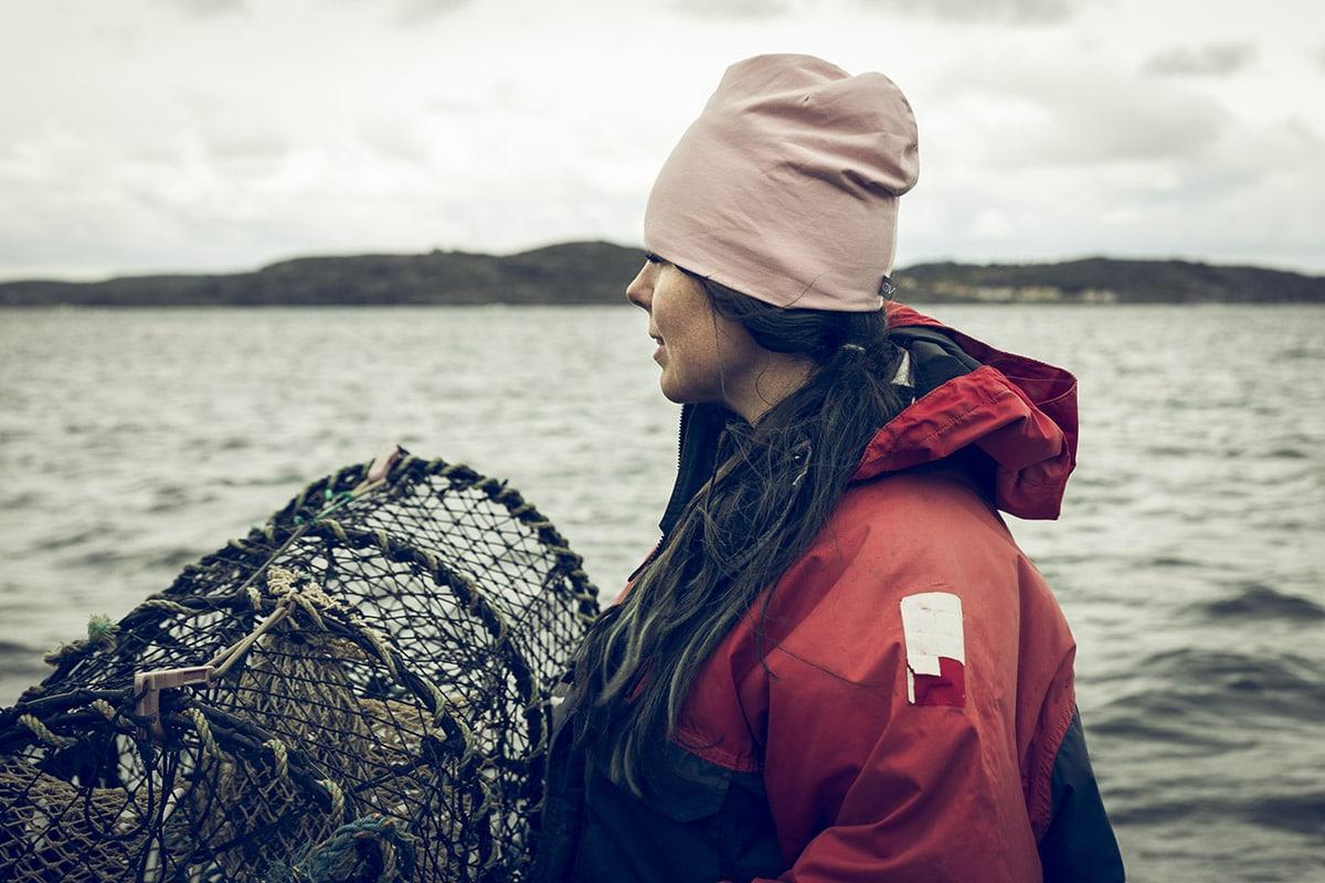 Fiska hummer Marstrand