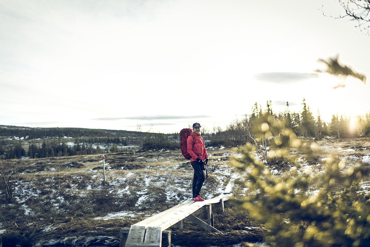 Lyckans läger Edsåsdalen