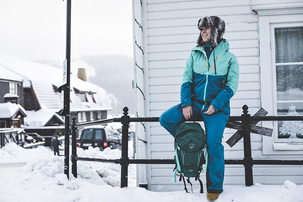 Sara Rönne Osprey Marmot