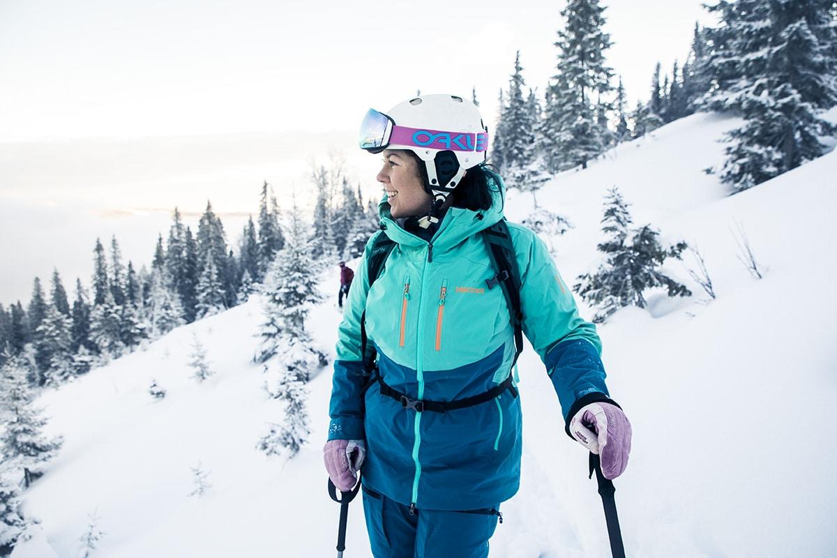 Topptur i Åre Sara Rönne