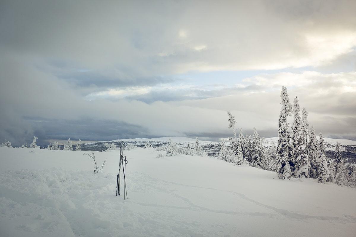 Lillvalskåtan Edsåsdalen
