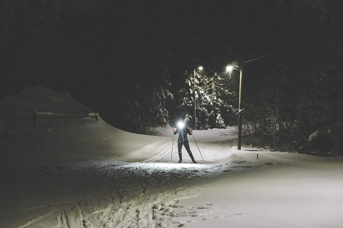 Längdskidor Åre