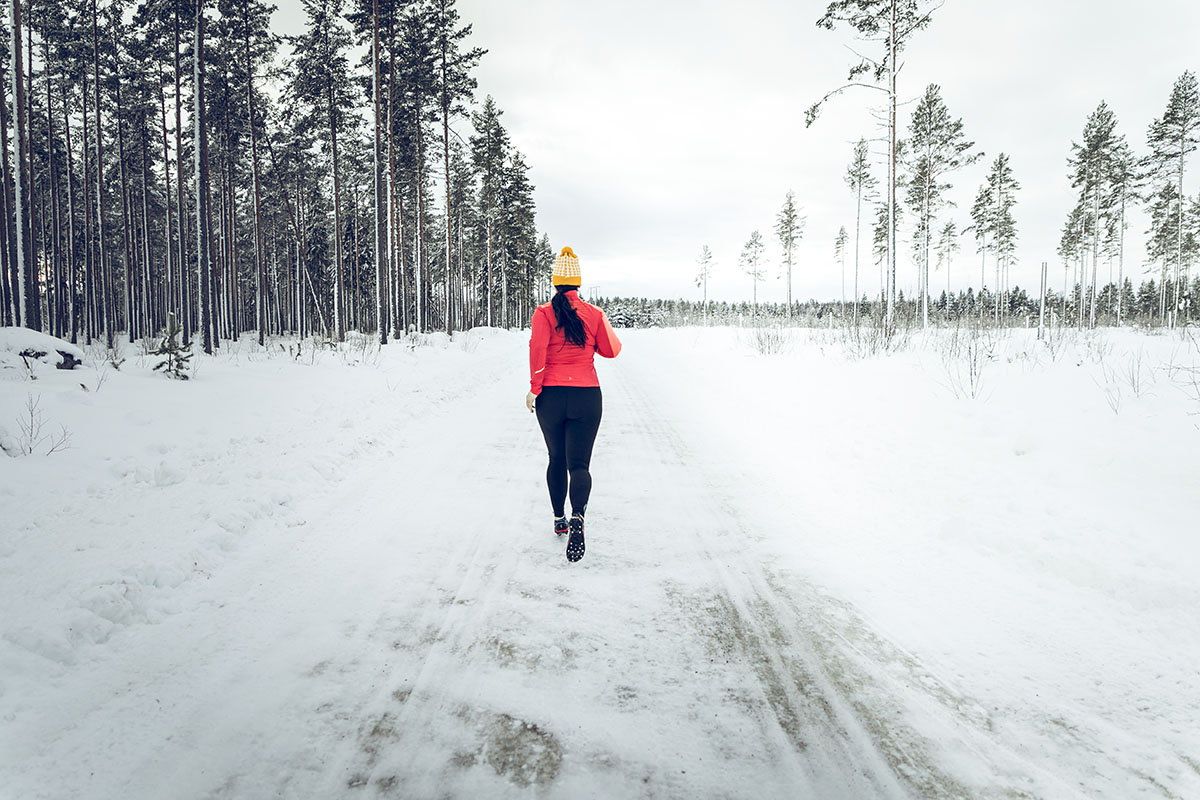Löpningen, träningen & yogan