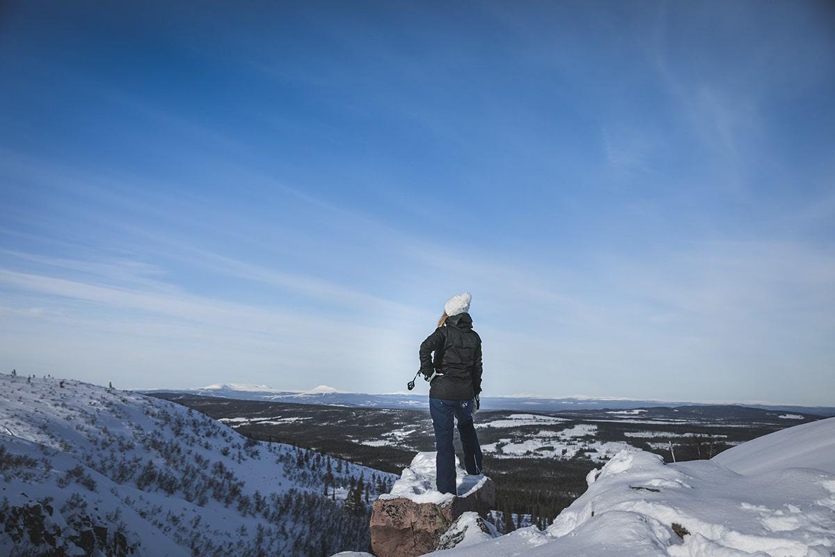 Rösjöstugorna Njupeskär