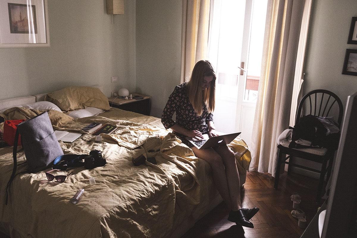 Milano hyra lägenhet