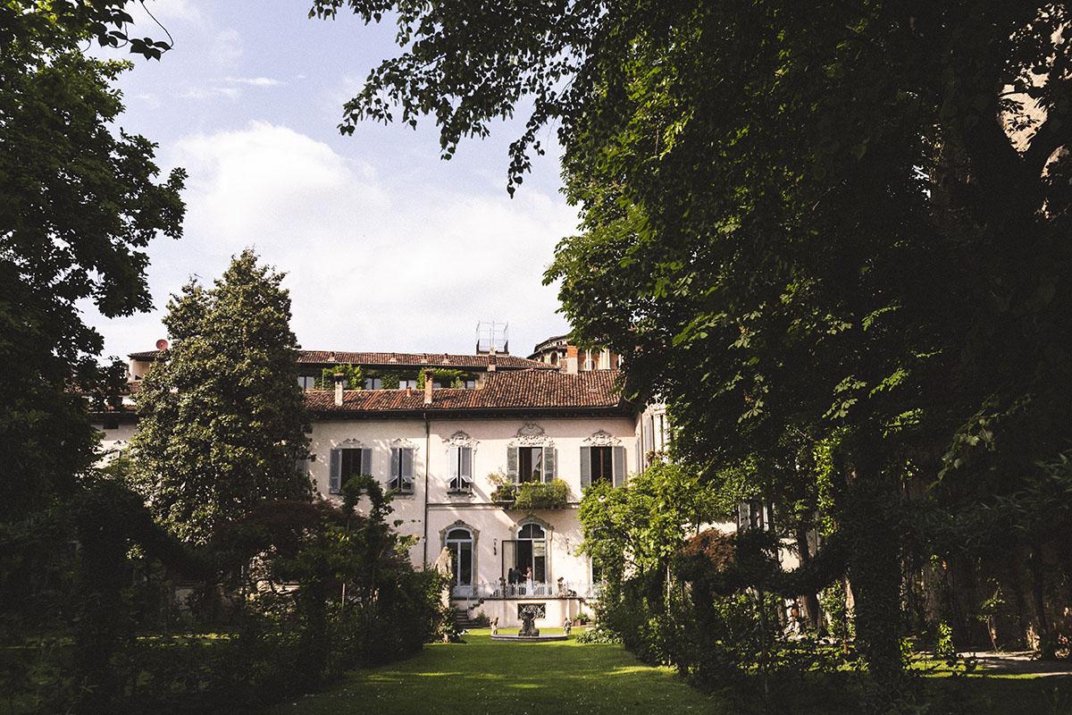 Milano Da vincis vingård
