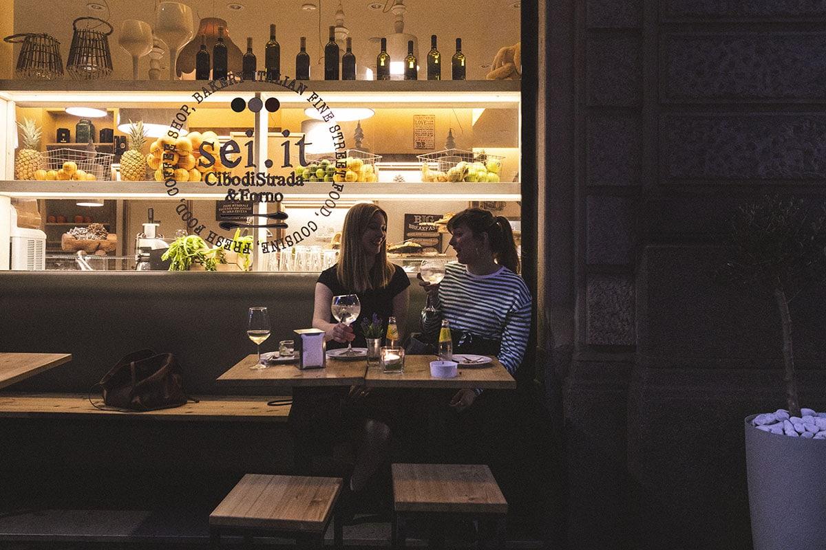 Milano restaurangtips