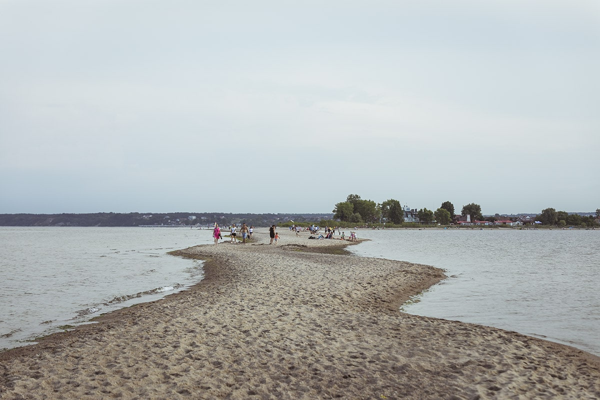 Rewa – stället med stranden