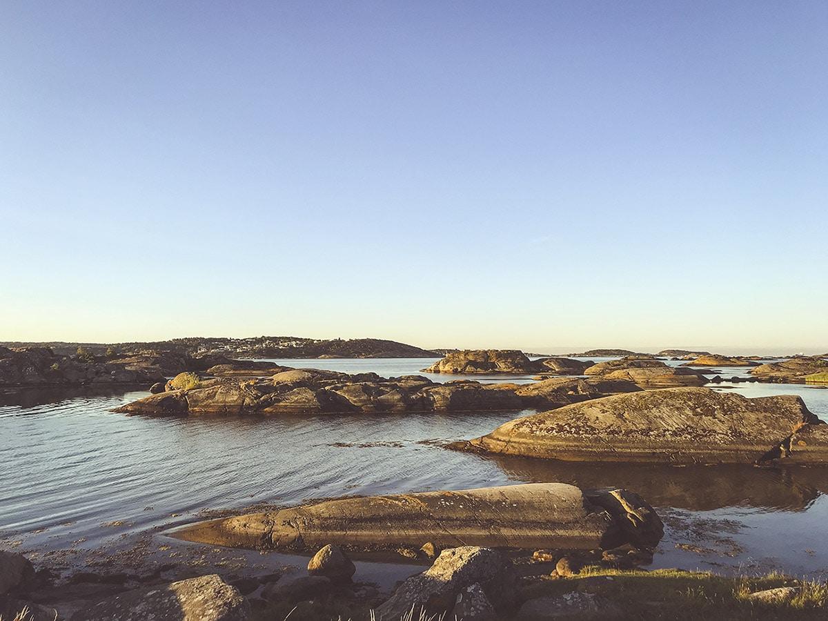 Tälta på Björkö – i skärgården i Göteborg