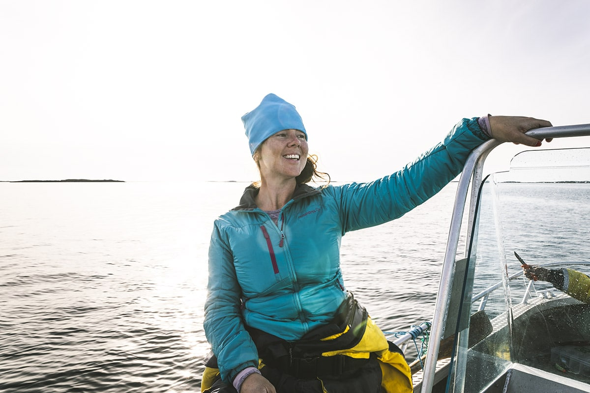 Sara Rönne Sula rorbuer og havhotell fiske