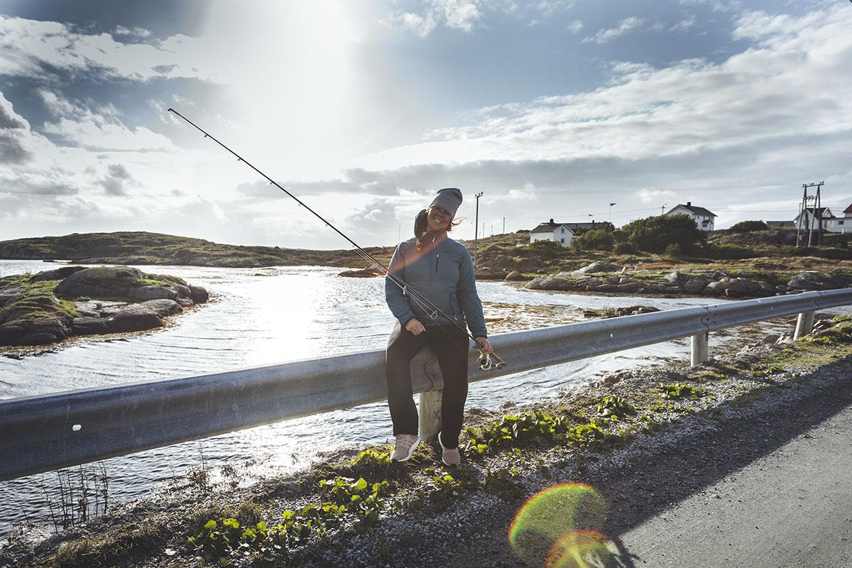 Sula rorbuer og havhotell fiske