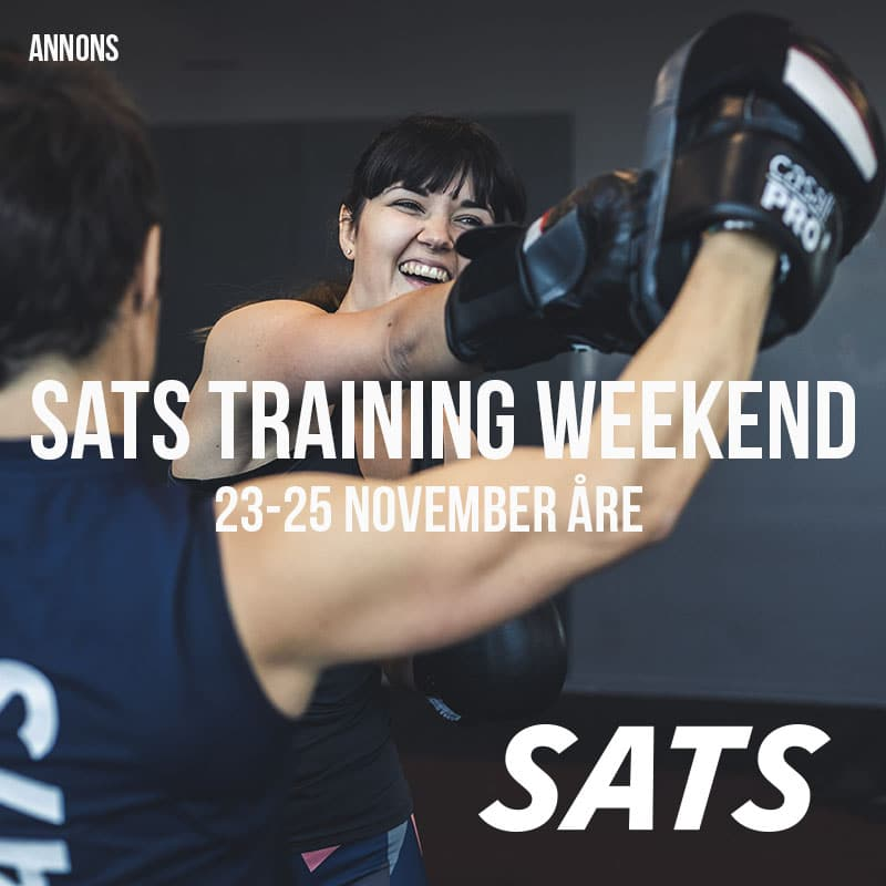 SATS Training Weekend