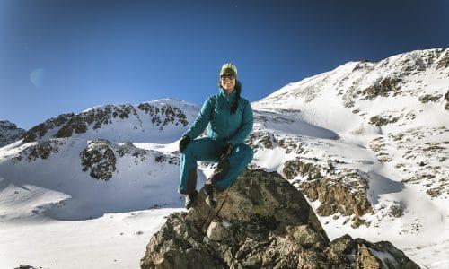 Toppar på 4000 meter över havet