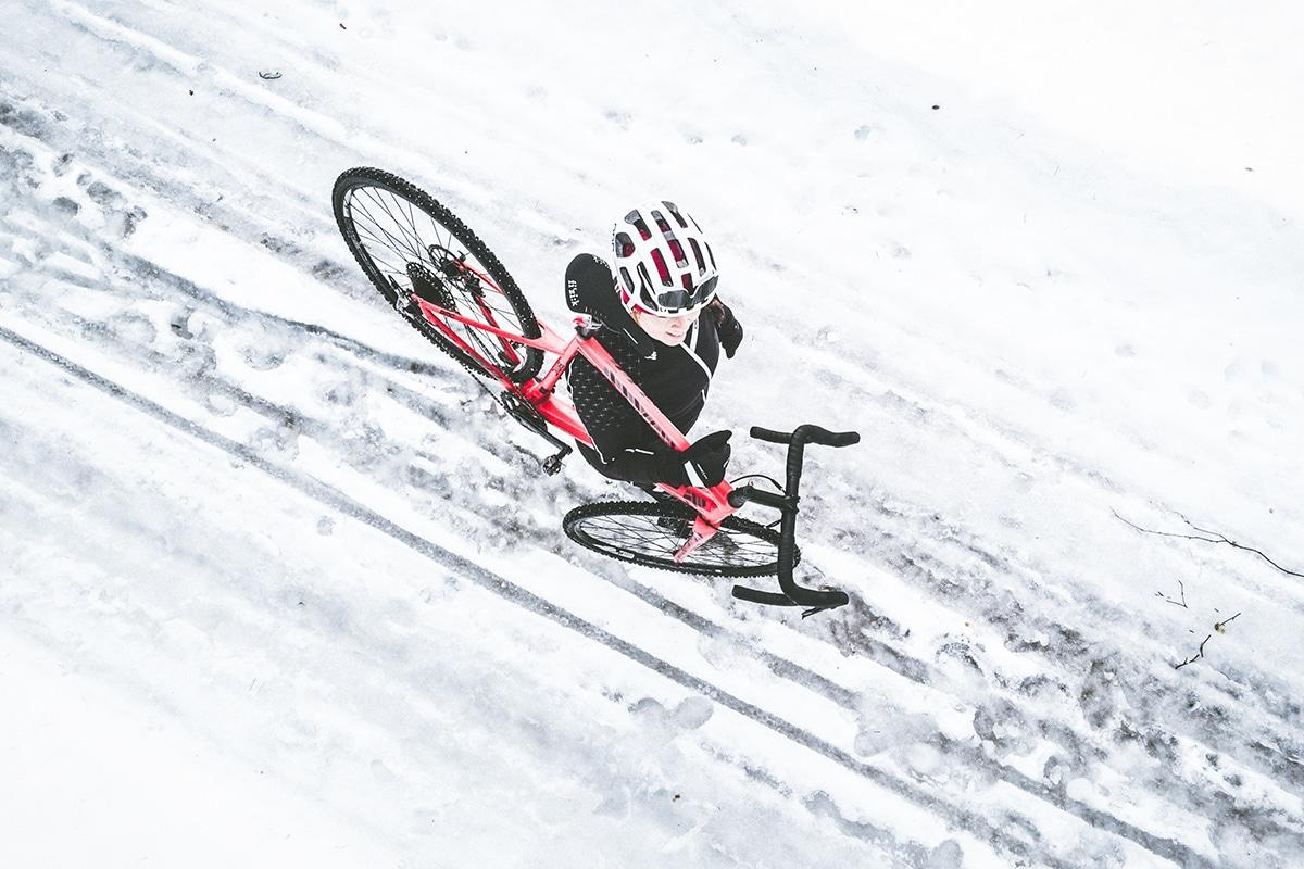 Adrenalin på cyclocrossen