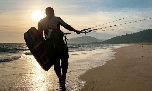 Kitesurf i Tarifa – camp med Free your mind experience