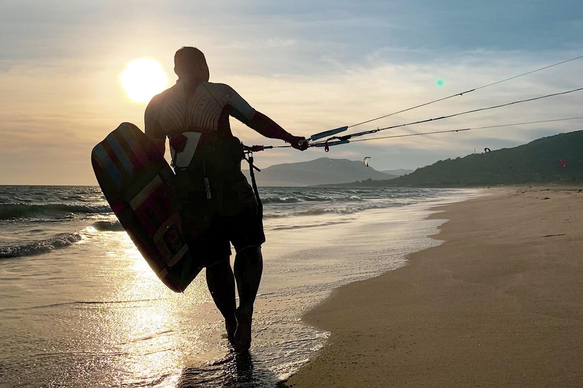 Kitesurf i Tarifa – camp med Free your mind experience