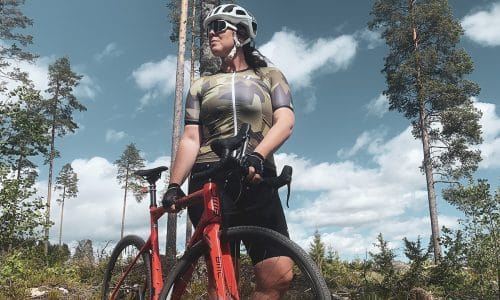 Cykla stig i Hälsingland – propagandacykling
