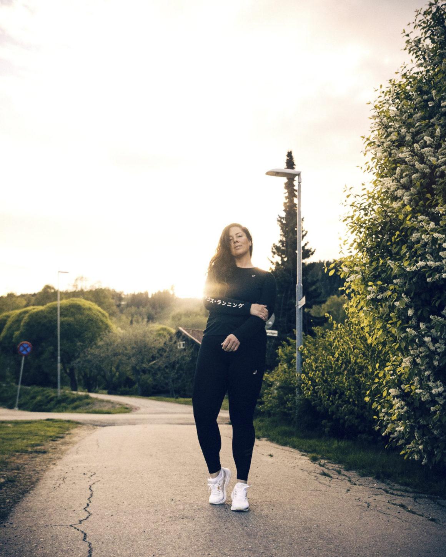 Löpning ger mig mental frihet