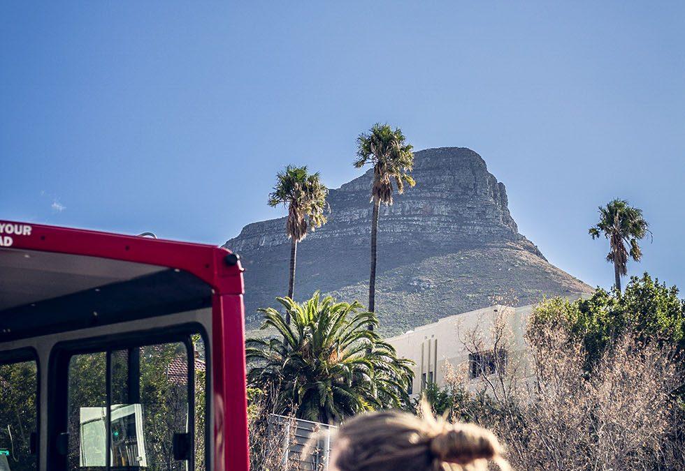 En dag i Kapstaden
