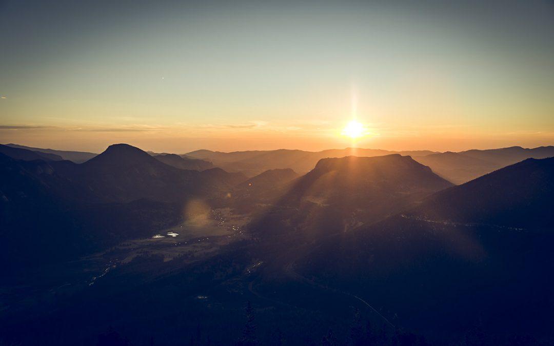 Vi gick hike i Rocky Mountains – och jag kunde dö lycklig