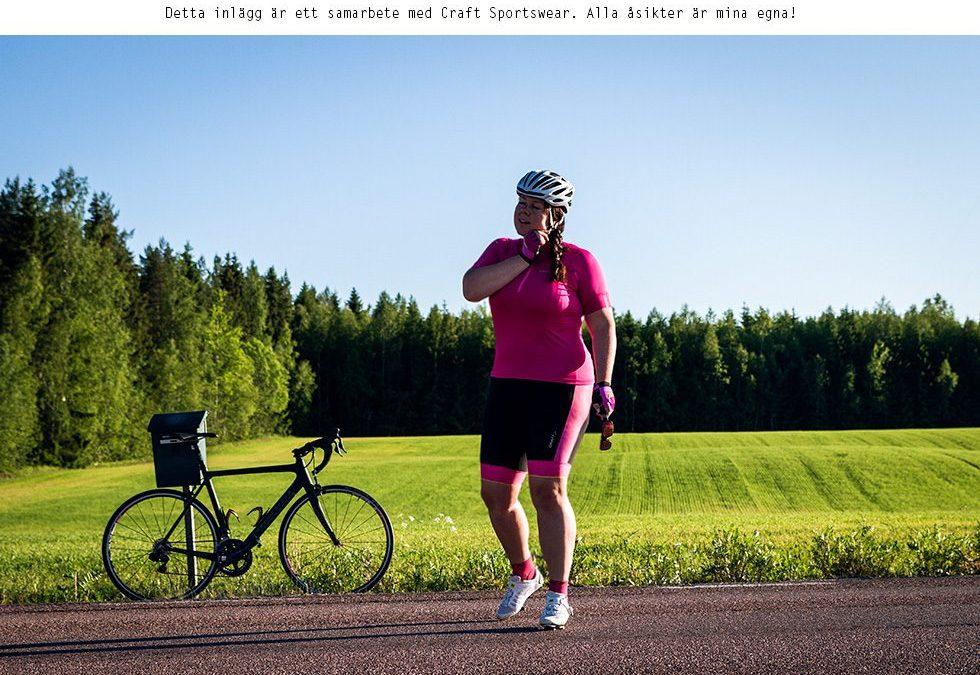 Att cykla som tjej (i en rätt så grabbig sport)