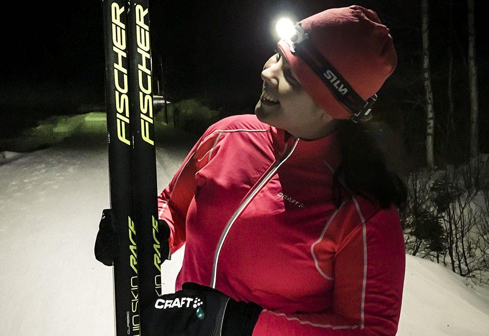 Fischer twin skin race – vallningsfria längdskidor