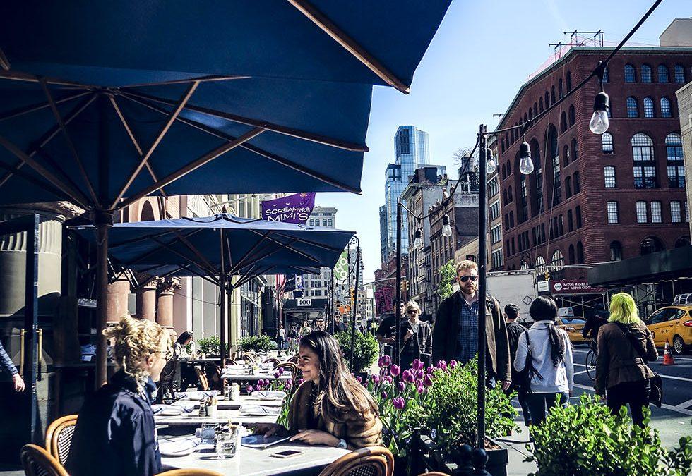 5 tips på restauranger i New York