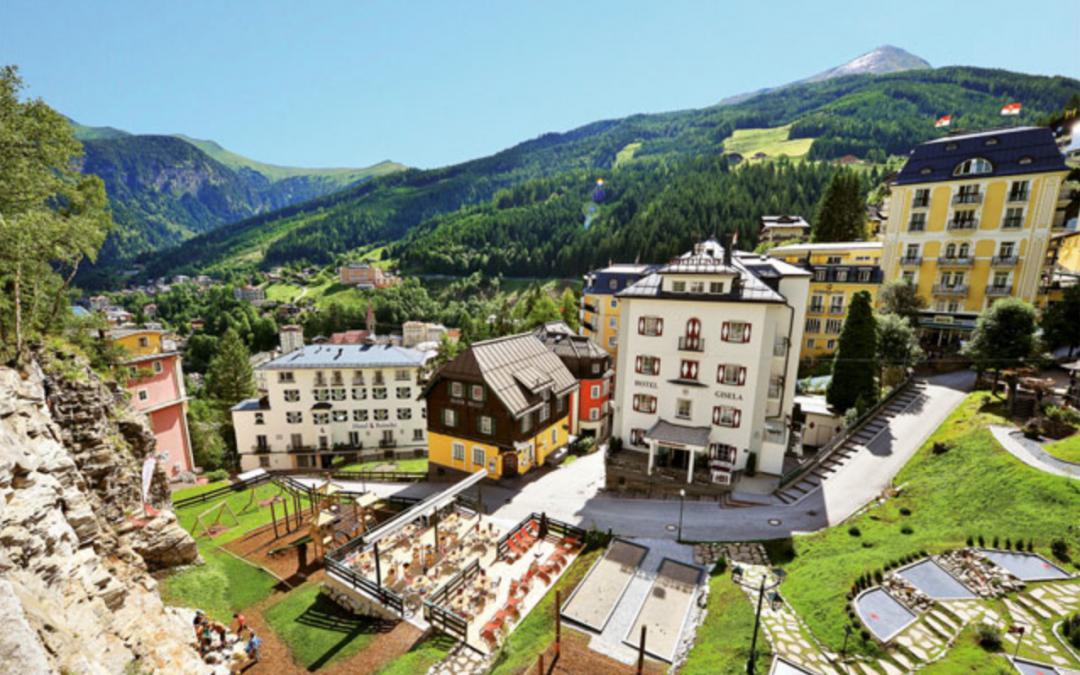 Alperna i sommar!