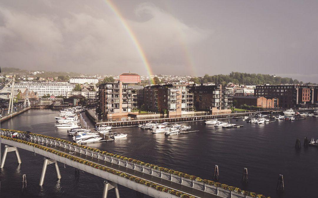 Trondheim – med Norges bästa frukost