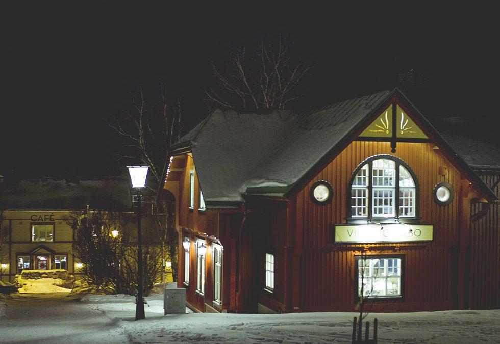 En jobbvecka i Åre