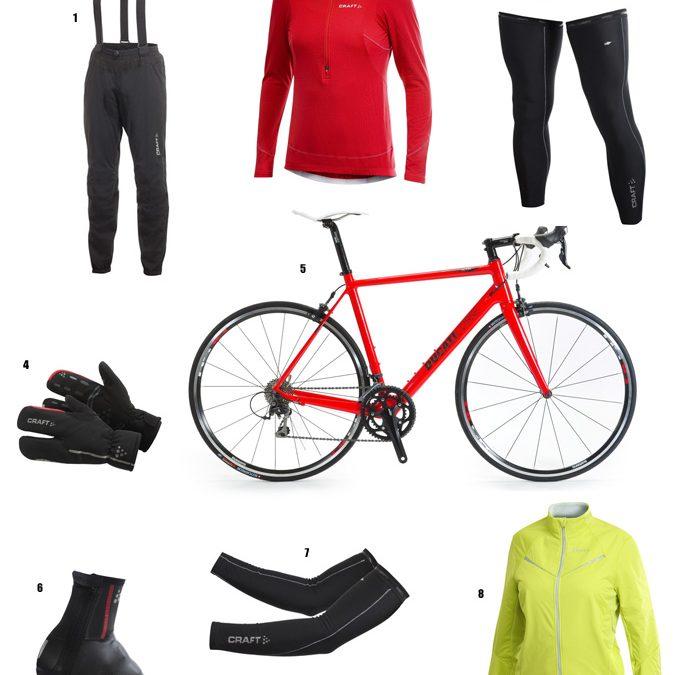 Cykelkläder för höst