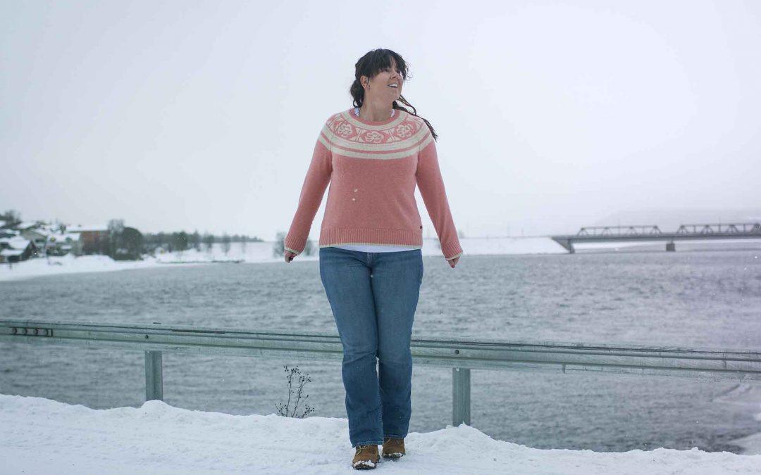 Få bättre hållning – med en tröja