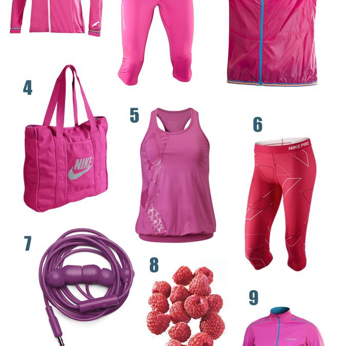 PINK selection